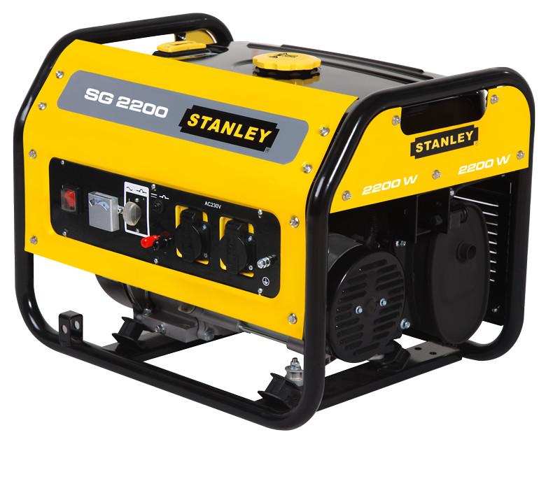 Generatore di corrente stanley sg220 hobbystore generatore for Generatore di corrente lidl