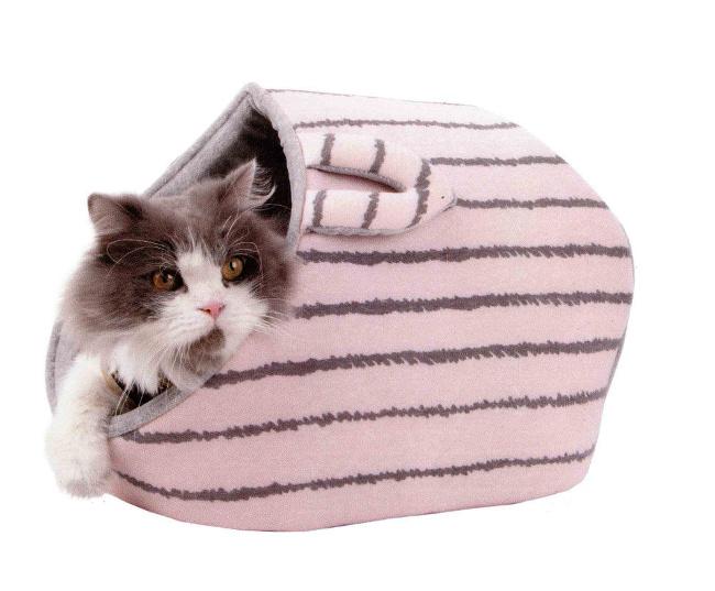 Cuccia per gatto cozy rosa hobbystore cuccia per gatto - Cuccia per gatti ikea ...