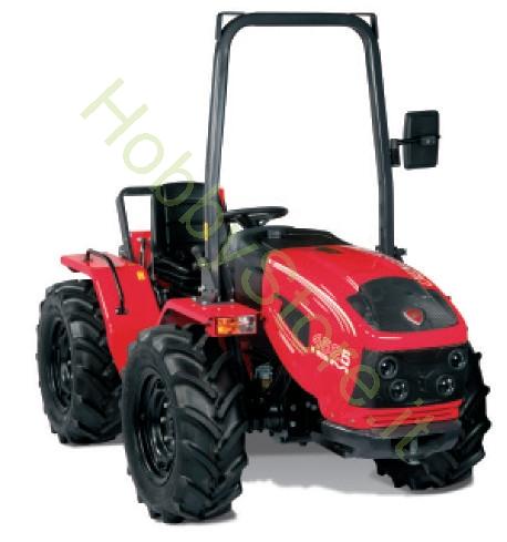 Trattori agricoli valpadana trattore professionale per for Valpadana motocoltivatori