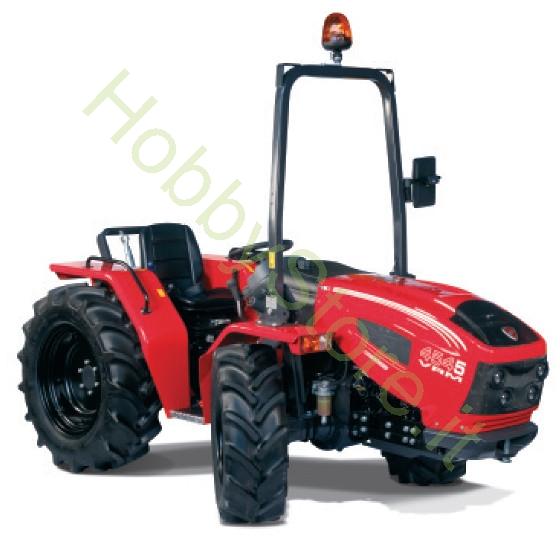 Trattori agricoli valpadana trattore agricolo 4545 for Valpadana motocoltivatori