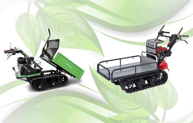Immagine per la categoria Transporter Carrelli cingolati Dumper