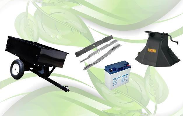 Immagine per la categoria Accessori trattorini