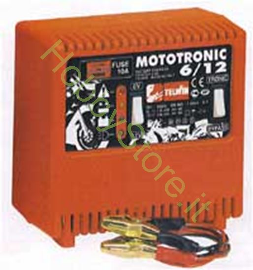 Picture of Caricabatterie Telwin Mototronic 6-12 volt