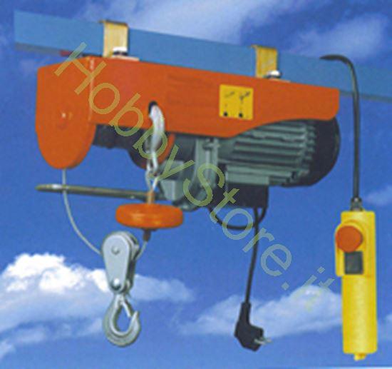Picture of Paranco elettrico portata 100-200 Kg