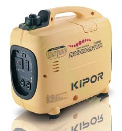 Generatore di corrente kama kipor 1 05 kva a 639 00 iva inc for Generatori silenziati per camper