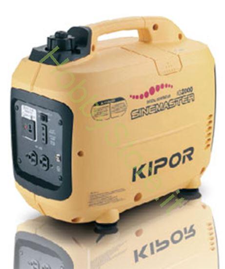 Picture of Generatore di Corrente Kama Kipor 2,0 kVA
