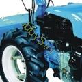 Picture of Motocoltivatore Sep 1.000 3+3 Lombardini