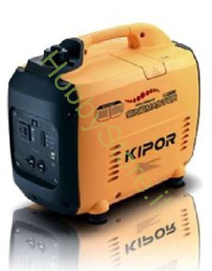 Picture of Generatore di Corrente Kama Kipor 2,6 kVA
