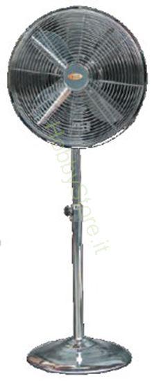 Picture of Ventilatore a piantana Cromato Old-Style ft40II