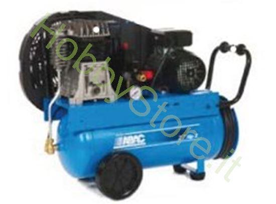 Picture of Compressore Abac Bicilindrico a cinghia 27 litri