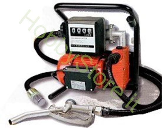 Picture of Pompa travaso gasolio autoadescante
