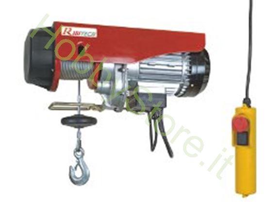 Picture of Paranco elettrico portata 250-500 Kg