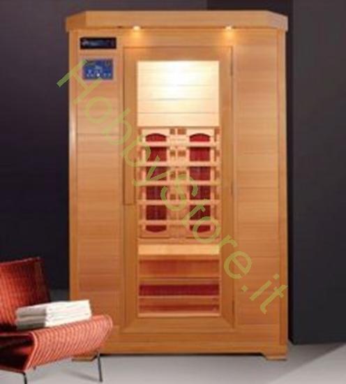 Picture of Sauna a raggi infrarossi Relax