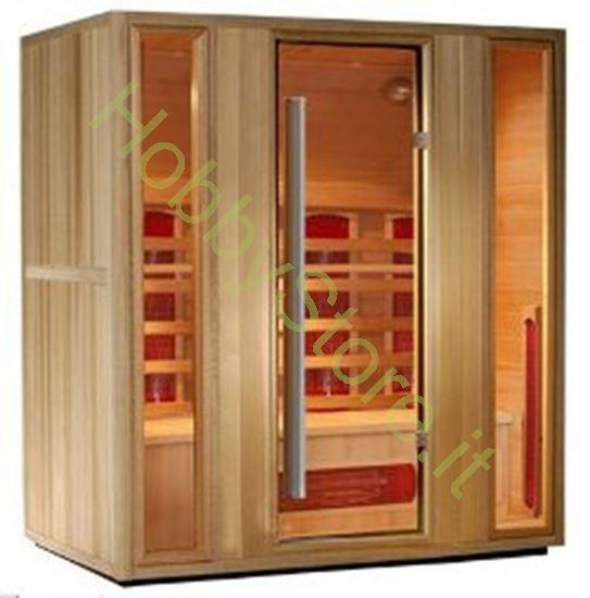 Picture of Sauna a raggi infrarossi Hardy