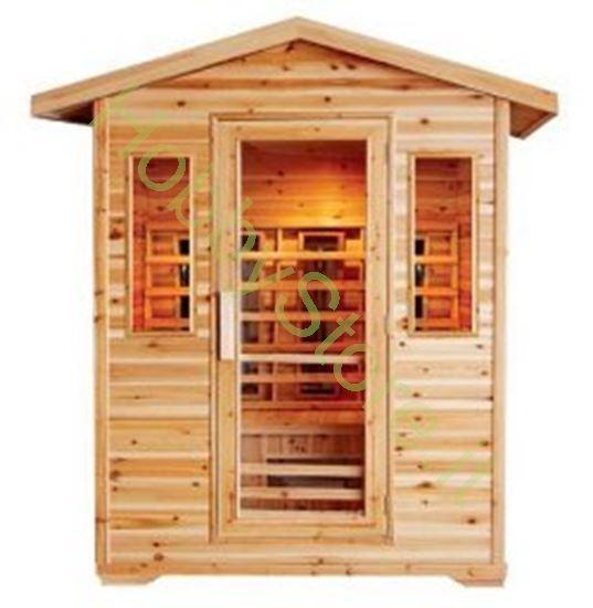 Picture of Sauna a raggi infrarossi External