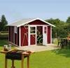 Immagine di Casetta da giardino Deco 7,5 Red Line Grosfillex