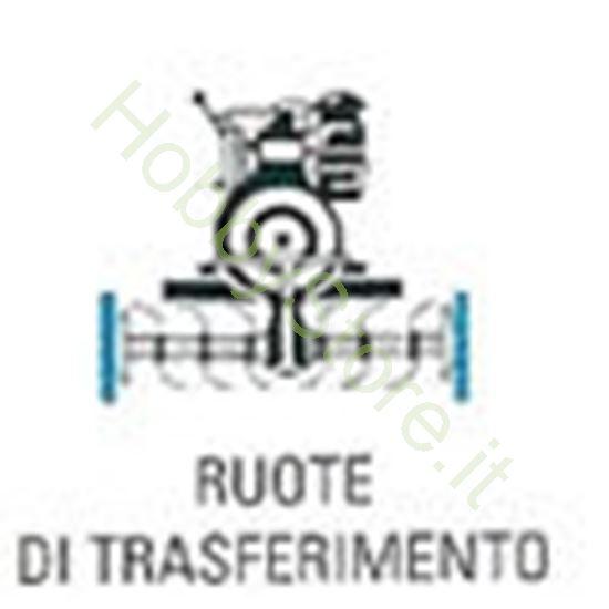 Picture of Coppia ruote di trasferimento per Sep