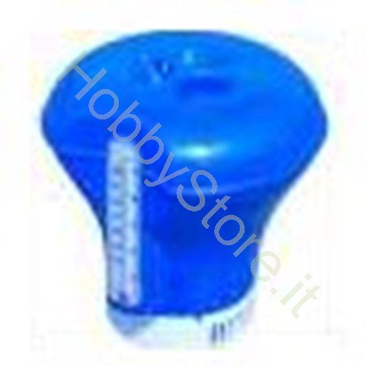 Picture of Recipiente porta cloro con termometro