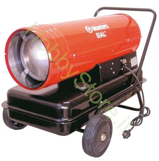 Picture of Generatore di aria calda a gasolio o kerosene