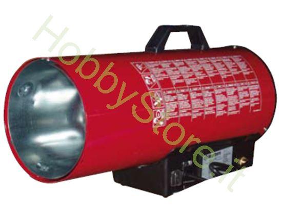 Picture of Generatore di aria calda a gas propano