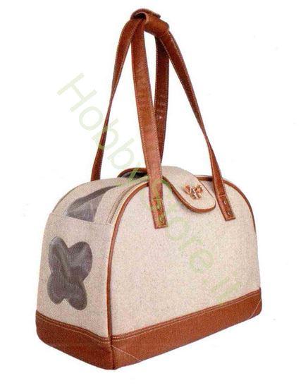 Picture of Borsa  butterfly per trasporto del cane