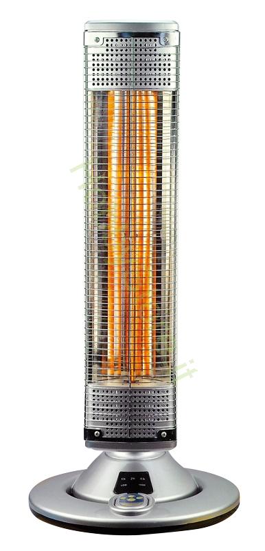 Stufa a fibra di carbonio rotante a 91 50 iva inc - Stufe elettriche a basso consumo ...