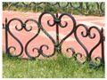 Picture of Recinzione curva per giardini