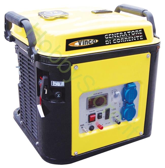 Generatore di corrente vinco 3 0 kw a 829 00 iva inc for Generatori silenziati per camper