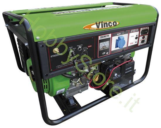 Picture of Generatore di corrente a GPL 4.8 Kw
