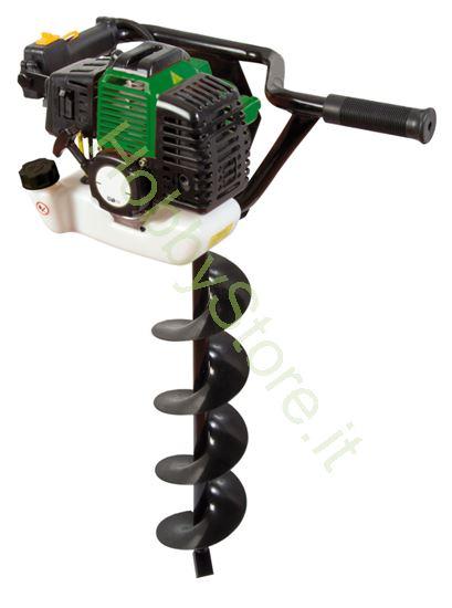 Picture of Mototrivella a motore 52 cc
