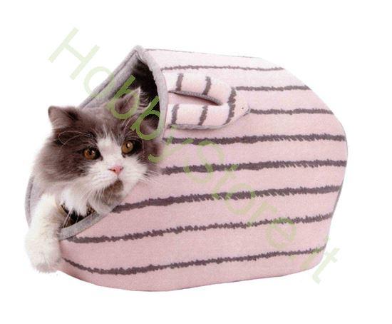 Picture of Cuccia per gatto Cozy rosa