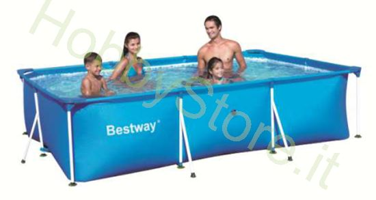 Picture of Piscina con telaio STEEL PRO Bestway