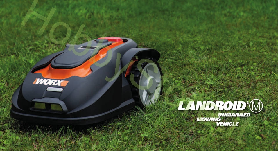 worx m robot rasaerba landroid tosaerba automatico worx serie landroid m. Black Bedroom Furniture Sets. Home Design Ideas