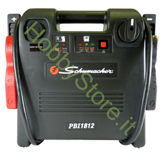 Picture of Avviatore portatile professionale PBI1812 Schumacher