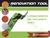 Immagine di Renovation tool l'utensile multiuso
