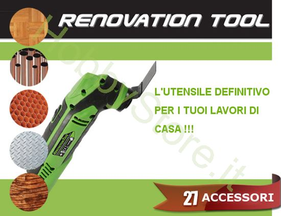 Picture of Renovation tool l'utensile multiuso