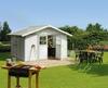 Immagine di Casetta da giardino Deco 11 Grigio/Verde Grosfillex