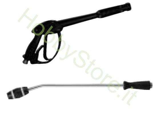 Picture of Comet Kit pistola con lancia rotante