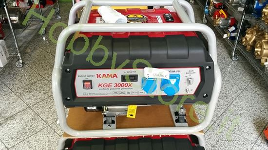 Picture of Generatore di corrente Kama 3.0 kVA
