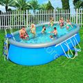 Picture of Piscina Bestway Fast Set ovale 488x305x107h cm
