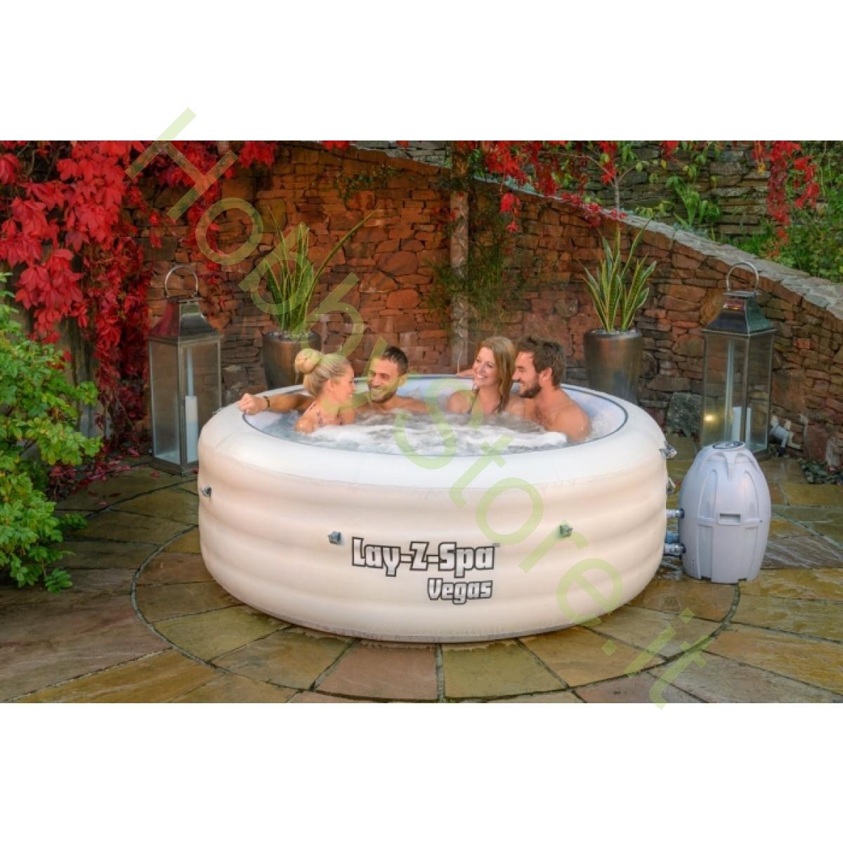 piscina idromassaggio lay z spa vegas a 451 11 iva inc. Black Bedroom Furniture Sets. Home Design Ideas