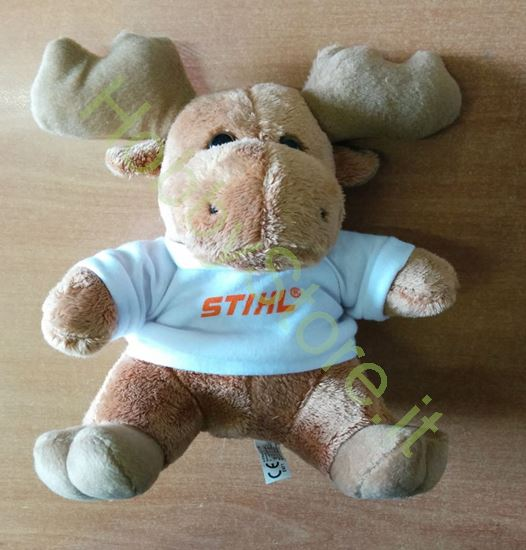 Picture of Alce Stihl di peluche