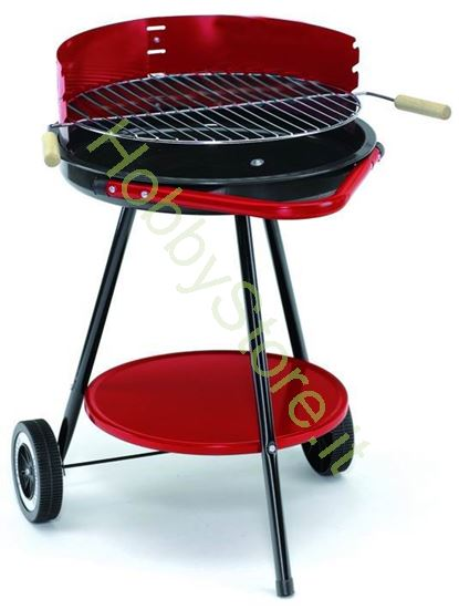Picture of Barbecues Rondy-48  con Ruote