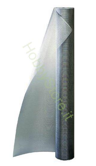 Picture of Tela zanzariera Allum.Standard cm. 100 h