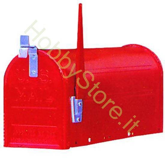 Picture of Cassetta per lettere America rossa