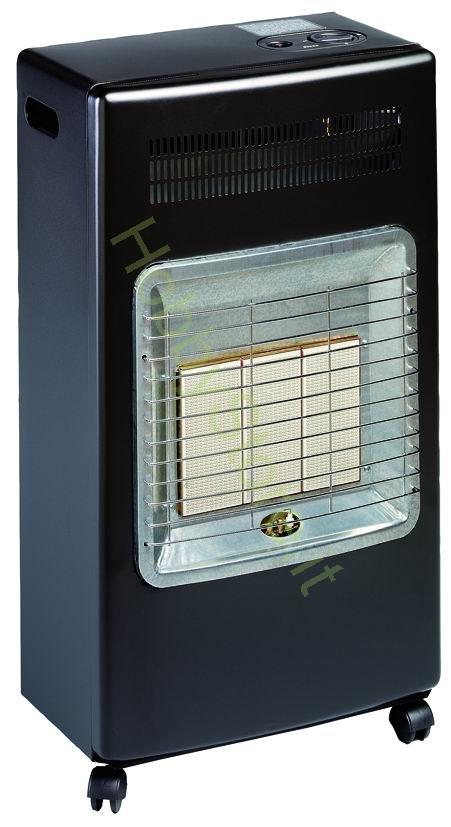 Stufa infrarossi bartolini light i con regolatore a 199 for Bartolini stufe a gas