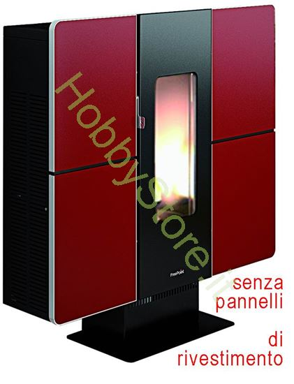 Picture of Stufa Freepoint-Cadel Pellet Small 9kw
