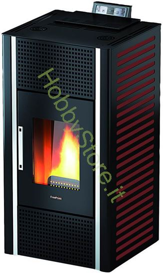 Picture of Stufa Freepoint-Cadel Pellet Gioia 12,7kw