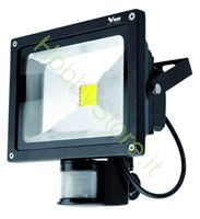 Immagine di Faro Led Lumy 20 W color nero
