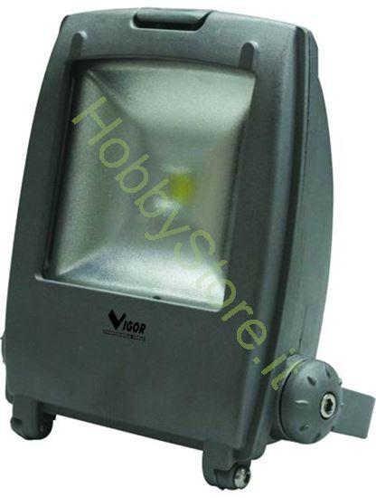 Picture of Fari A Led grigio Vigor Mod.Star 30 W